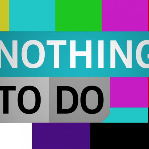 Nothing to Do logo