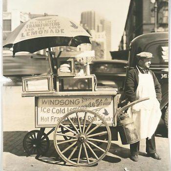 Windsong hotdog stand