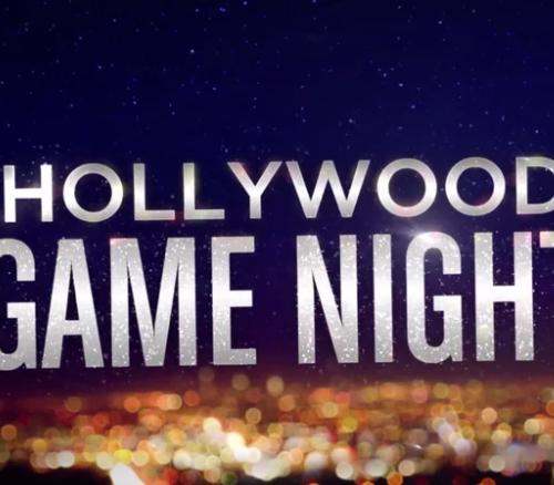Hollywood Game Night logo