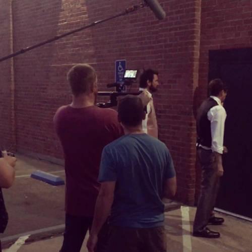 Filming Petals